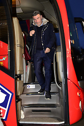 March 15, 2019 - Lille, France, FRANCE - Christophe GALTIER - entraineur Lille (Credit Image: © Panoramic via ZUMA Press)