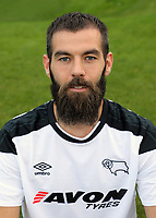 Derby County Photo Call.  Joe Ledley