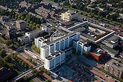 Nederland, Flevoland, Lelystad, 08-09-2009. Maerlant, Kantorenpark in woonomgeving.toeslag); aerial photo (additional fee required); .foto Siebe Swart / photo Siebe Swart