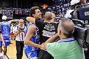 DESCRIZIONE : Campionato 2014/15 Serie A Beko Grissin Bon Reggio Emilia - Dinamo Banco di Sardegna Sassari Finale Playoff Gara7 Scudetto<br /> GIOCATORE : Giacomo Devecchi<br /> CATEGORIA : Postgame Ritratto Esultanza<br /> SQUADRA : Dinamo Banco di Sardegna Sassari<br /> EVENTO : LegaBasket Serie A Beko 2014/2015<br /> GARA : Grissin Bon Reggio Emilia - Dinamo Banco di Sardegna Sassari Finale Playoff Gara7 Scudetto<br /> DATA : 26/06/2015<br /> SPORT : Pallacanestro <br /> AUTORE : Agenzia Ciamillo-Castoria/L.Canu