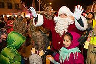 Washingtonville, New York - The Washingtonville Christmas Parade and tree lighting was held on Dec. 1, 2018.