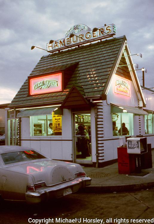 6th Street and Morse Street, N.E., Washington, D.C. 1988