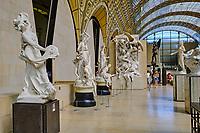 France, Paris (75), zone classée Patrimoine Mondial de l'UNESCO, Musée d'Orsay // France, Paris, Orsay museum