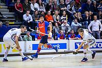ROTTERDAM  - NK Zaalhockey . finale heren: SCHC-Amsterdam (2-2, SCHC wint shoot-outs) .Roderick Tam (SCHC)   COPYRIGHT KOEN SUYK