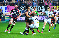 Census JOHNSTON / Djibril CAMARA - 24.04.2015 - Stade Francais / Stade Toulousain - 23eme journee de Top 14<br />