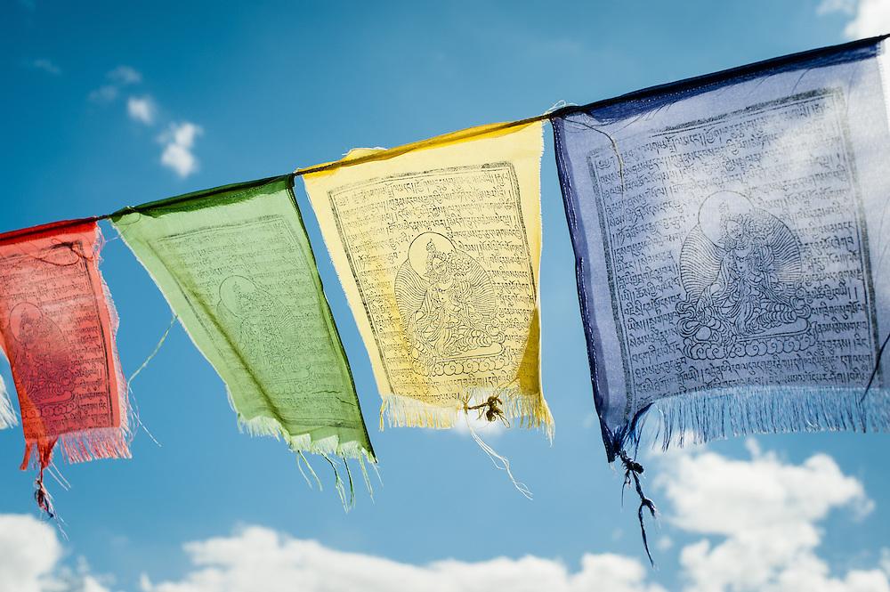 Buddhist flags (Nepal)