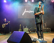 COLUMBIA, MD - August 30th, 2015 - JMSN performs at the 2015 Trillectro Festival at Merriweather Post Pavilion in Columbia, MD (Photo by Kyle Gustafson / For The Washington Post)