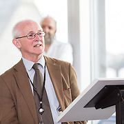 19.06. 2017.                                             <br /> University of Limerick hosts the 5th Global Conference on Transparency Research.<br />  Attending the launch of the event in King Johns Castle was Dr. Matthew Potter, Curator Limerick Museum. Picture: Alan Place