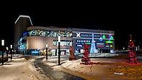 17.01.2016 Bialystok woj podlaskie n/z Galeria Jurowiecka noca fot Michal Kosc / AGENCJA WSCHOD