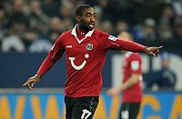 Fotball<br /> Tyskland<br /> 18.01.2013<br /> Foto: Witters/Digitalsport<br /> NORWAY ONLY<br /> <br /> Johan Djourou (96)<br /> Fussball Bundesliga, FC Schalke 04 - Hannover 96