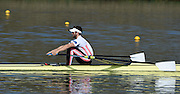 Caversham  Great Britain.<br /> Jonny WALTON, <br /> 2016 GBR Rowing Team Olympic Trials GBR Rowing Training Centre, Nr Reading  England.<br /> <br /> Tuesday  22/03/2016 <br /> <br /> [Mandatory Credit; Peter Spurrier/Intersport-images]