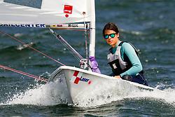 , Travemünder Woche 19. - 28.07.2019, Laser 4.7 - GER 184059 - Lena VOIGT - Yacht-Club Bayer Leverkusen e.V