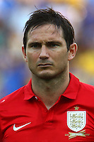 Football Fifa Brazil 2014 World Cup Matchs-Friendly / <br /> Brazil vs England 2-2  ( Jornalista Mario Filho - Maracana Stadium-Rio de Janeiro, Brazil )<br /> Frank Lampard  of England , Prior the Friendly match between Brazil and England