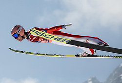 Stefan Kraft (AUT) during Ski Flying Hill Men's Team Competition at Day 3 of FIS Ski Jumping World Cup Final 2017, on March 25, 2017 in Planica, Slovenia. Photo by Vid Ponikvar / Sportida