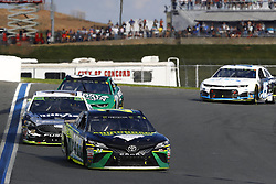 September 30, 2018 - Concord, North Carolina, United States of America - JJ Yeley (23) races during the Bank of America ROVAL 400 at Charlotte Motor Speedway in Concord, North Carolina. (Credit Image: © Chris Owens Asp Inc/ASP via ZUMA Wire)
