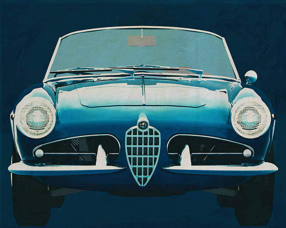 Alfa Romeo Giulietta 1300 Spyder 1955<br /> This is a car that speaks volumes of its owner. The same thought can be applied to this incredible digital painting by Jan Keteleer. You can easily imagine the power and precision that awaits anyone who gets the chance to be lucky enough to get behind the wheel of one of these. . -<br /> <br /> BUY THIS PRINT AT<br /> <br /> FINE ART AMERICA<br /> ENGLISH<br /> https://janke.pixels.com/featured/1-alfa-romeo-giulietta-1300-spyder-1955-jan-keteleer.html<br /> <br /> WADM / OH MY PRINTS<br /> DUTCH / FRENCH / GERMAN<br /> https://www.werkaandemuur.nl/nl/shopwerk/Alfa-Romeo-Giulietta-1300-Spyder-1955/571750/132