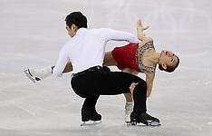 Figure Skating Event - 14 February 2018