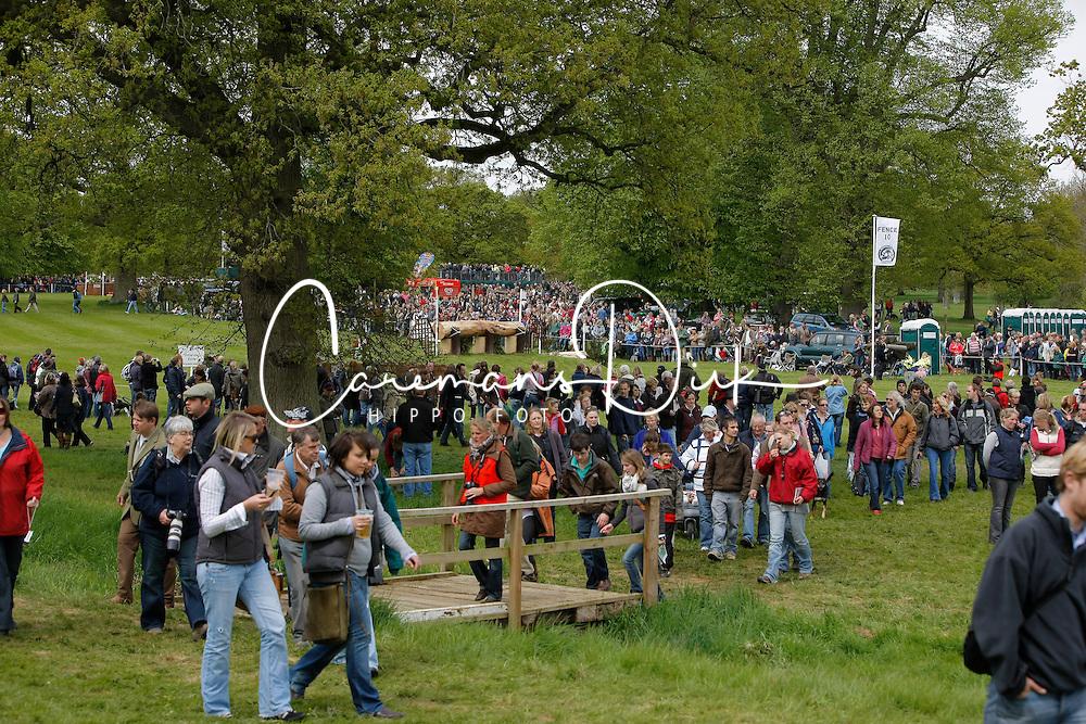 "Public<br /> ""The Mitsubishi Motors Badminton Horse Trials""<br /> CCI**** Badminton 2009<br /> © Dirk Caremans"