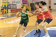 Parma 14 Febbraio 2012 <br /> Nazionale Italiana Femminile Allenamento<br /> Nella foto: martina crippa<br /> Foto Ciamillo