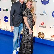 NLD/Amsterdam/20170328 - Uitreiking Tv Beelden 2017, Annemarie Keizer - van der Hoek en Kees Tol
