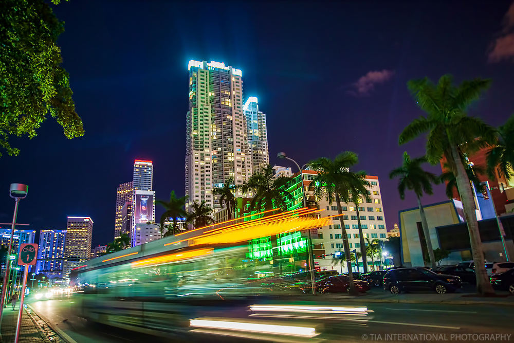 Biscayne Boulevard, Downtown