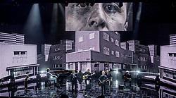 21-12-2016 NED: Sportgala NOC * NSF 2016, Amsterdam<br /> In de Amsterdamse RAI vindt het traditionele NOC NSF Sportgala weer plaats / Eerbetoon en staande ovatie voor Johan Cruijff