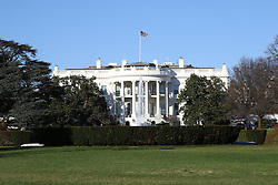 THEMENBILD - Das Weisse Hause. Reisebericht, aufgenommen am 12. Jannuar 2016 in Washington D.C. // The white house. Travelogue, Recorded January 12, 2016 in Washington DC. EXPA Pictures © 2016, PhotoCredit: EXPA/ Eibner-Pressefoto/ Hundt<br /> <br /> *****ATTENTION - OUT of GER*****