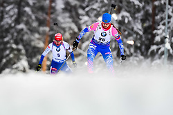 March 8, 2019 - –Stersund, Sweden - 190308 Svetlana Mironova of Russia competes in the Women's 7.5 KM sprint during the IBU World Championships Biathlon on March 8, 2019 in Östersund..Photo: Petter Arvidson / BILDBYRÃ…N / kod PA / 92247 (Credit Image: © Petter Arvidson/Bildbyran via ZUMA Press)