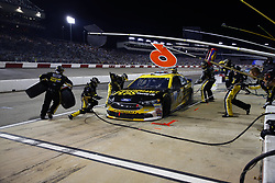 September 22, 2018 - Richmond, Virginia, United States of America - Matt Kenseth (6) brings his car down pit road for service during the Federated Auto Parts 400 at Richmond Raceway in Richmond, Virginia. (Credit Image: © Chris Owens Asp Inc/ASP via ZUMA Wire)
