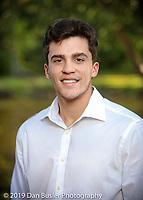 Nick Chicos 2020 Senior at Medfield High