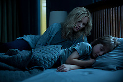 RELEASE DATE: September 9, 2016<br /> TITLE: The Disappointments Room<br /> STUDIO: Relativity Studios<br /> DIRECTOR: D.J. Caruso<br /> PLOT: A mother and her young son release unimaginable horrors from the attic of their rural dream home<br /> STARRING: Kate Beckinsale, Mel Raido, Lucas Till<br /> (Credit: © Relativity Studios/Entertainment Pictures/ZUMAPRESS.com)