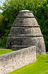 Dovecot ( Doocot) at Aberdour Castle in Fife Scotland UK