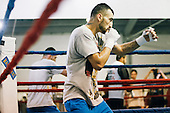 Gonzalez Martirosyan workout