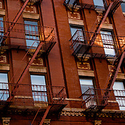 Brownstone in Soho District.