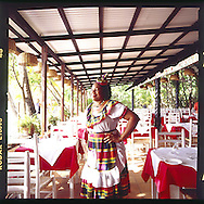 Trou au Diable Restaurant at the Anse Chastanet Resort in St. Lucia