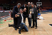 DESCRIZIONE : Beko Final Eight Coppa Italia 2016 Serie A Final8 Finale Olimpia EA7 Emporio Armani Milano - Sidigas Scandone Avellino<br /> GIOCATORE : Stefano Michelini Edi Dembinski <br /> CATEGORIA : Televisione Postgame<br /> SQUADRA : Rai<br /> EVENTO : Beko Final Eight Coppa Italia 2016<br /> GARA : Finale Olimpia EA7 Emporio Armani Milano - Sidigas Scandone Avellino<br /> DATA : 21/02/2016<br /> SPORT : Pallacanestro <br /> AUTORE : Agenzia Ciamillo-Castoria/C.Atzori