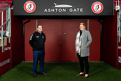 Bristol City Women appoint Matt Beard as their new Manager during the 2020/21 FA WSL Season, with Tanya Oxtoby (pictured) taking maternity leave - Rogan/JMP - 14/01/2021 - Ashton Gate Stadium - Bristol, England.