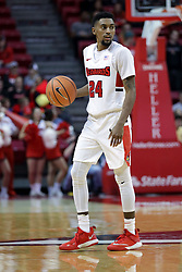 05 November 2017:  Jerron Martin during a Lewis College Flyers and Illinois State Redbirds in Redbird Arena, Normal IL