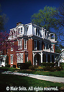 PA Historic Places, Adam Orris House, 300 block of West Main St., Mechanicsburg, PA Cumberland Co., 1885, the National Register of Historic Places