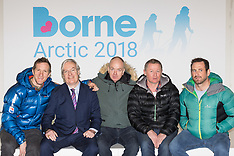 2018-02-28 SWNS Borne Arctic Trek press launch