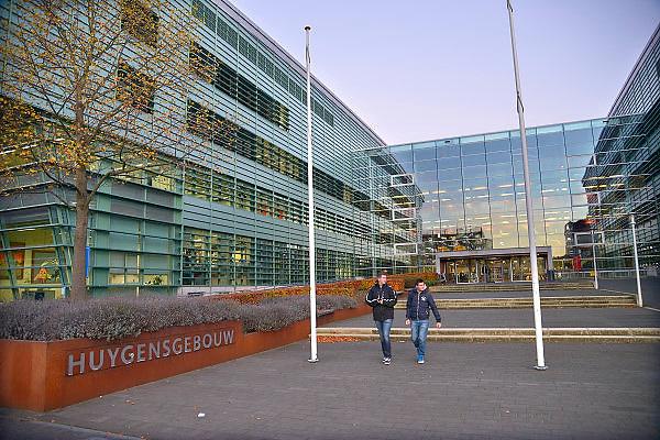 Nederland, Nijmegen, 14-11-2012Het Huygensgebouw van de radboud universiteit, ru, run,waar de beta studies gehuisvest zijn. Foto: Flip Franssen/Hollandse Hoogte