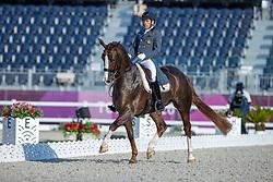Jurado Lopez Severo, ESP, Fendi T, 126<br /> Olympic Games Tokyo 2021<br /> © Hippo Foto - Dirk Caremans<br /> 25/07/2021