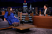 """May 03, 2021 - NY: NBC's """"The Tonight Show Starring Jimmy Fallon"""" - Episode 1454"""