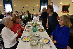 Bill Marsland and Larry Desbiens Retirement Party at the Irish American Community Center May 4, 2018