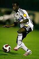 Fotball , 17. januar 2007 ,  Maspalonas , Grand Canaria , Rosenborg - Rapid de Bucarest  <br /> Abdoulrazak Traoré ,  Abdoulrazak Traore, Rosenborg