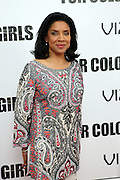 25 October 2010- New York, NY- Phylicia Rashad at Tyler Perry's World Premiere of the Film 'For Colored Girls ' an Adaptation of Ntozake Shange's play ' For Colored Girls Who Have Considered Suicide When the Rainbow Is Enuf.' held at the Zeigfeld Theater on October 25, 2010 in New York City.