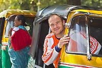 NEW DELHI -  Doelman Guus Vogels die na dit WK stopt bij Oranje bij het WK Hockey 2010 voor mannen in New Delhi.<br /> FOTO verhaal Sport. ANP KOEN SUYK