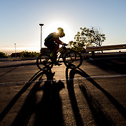 Shadows during the Prologue of the 2018 Absa Cape Epic Mountain Bike stage race held at the University of Cape Town (UCT) in Cape Town, South Africa on the 18th March 2018<br /> <br /> Photo by Greg Beadle/Cape Epic/SPORTZPICS<br /> <br /> PLEASE ENSURE THE APPROPRIATE CREDIT IS GIVEN TO THE PHOTOGRAPHER AND SPORTZPICS ALONG WITH THE ABSA CAPE EPIC<br /> <br /> {ace2018}