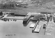 """Ackroyd 04463-2. """"Gunderson aerial. June 9, 1953"""" (OPS)"""