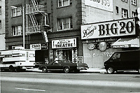 1975 Richard's #2 Adult Bookstore on Hollywood Blvd.